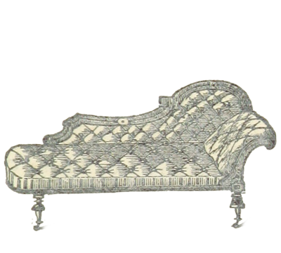 Illustration de chaise longue